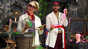 Swashbuckle - Series 6: 13. Slime V Slop