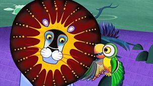 Tinga Tinga Tales - Series 2 - Why Parrot Can't Keep A Secret