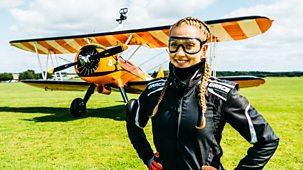 Grace's Amazing Machines - Series 1: 9. Flying Machines