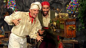 Swashbuckle - Series 6: 22. The Only Way Is Pirate
