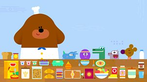 Hey Duggee - Series 3: 13. The Breakfast Badge