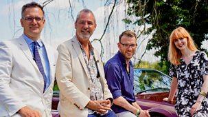 Celebrity Antiques Road Trip - Series 9: Episode 6