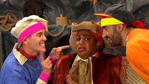 Swashbuckle - Series 6: 24. Swashdance