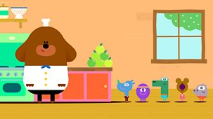 Hey Duggee - Series 3: 17. The Sharing Badge