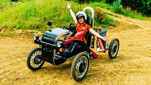 Grace's Amazing Machines - Series 1: 12. Off-road Machines