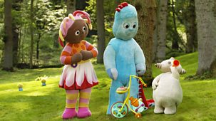 In The Night Garden - Series 1 - Makka Pakka's Trumpet Makes A Funny Noise