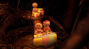 In The Night Garden - Series 1 - Too Loud Tombliboos! Nice And Quiet