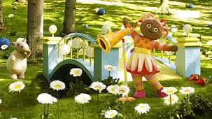In The Night Garden - Series 1 - Upsy Daisy's Big Loud Sing Song