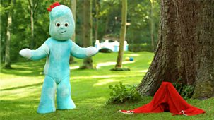 In The Night Garden - Series 1 - The Pontipines Find Igglepiggle's Blanket