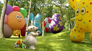 In The Night Garden - Series 1 - Washing The Haahoos