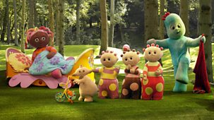 In The Night Garden - Series 1 - Shshsh! Upsy Daisy's Having A Rest!