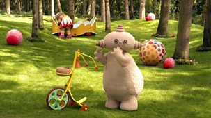 In The Night Garden - Series 1 - Where's Your Uff-uff Makka Pakka?