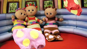 In The Night Garden - Series 1 - Trousers On The Ninky Nonk