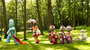 In The Night Garden - Series 1 - Running About