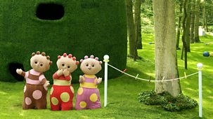 In The Night Garden - Series 1 - The Tombliboos Swap Trousers