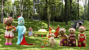 In The Night Garden - Series 1 - What A Funny Ninky Nonk