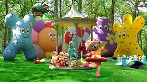 In The Night Garden - Series 1 - Upsy Daisy Dances With The Pontipines