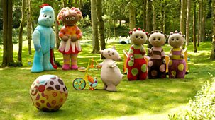 In The Night Garden - Series 1 - Wake Up Ball