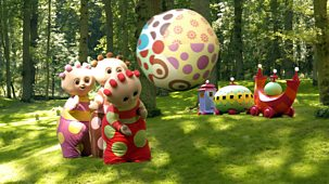 In The Night Garden - Series 1 - The Tombliboo's Busy Ninky Nonk Day