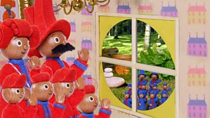 In The Night Garden - Series 1 - Oh Look! It's The Wottingers!