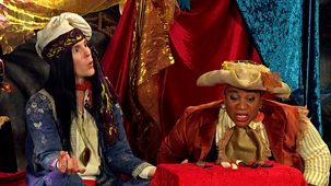 Swashbuckle - Series 6: 25. Mystic Pebbles