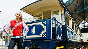 Grace's Amazing Machines - Series 1: 17. Rail Machines