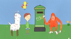 Pablo - Series 2: 25. Magic Post Box
