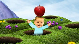 Baby Jake - Series 1 - Baby Jake Loves Bouncing Apples