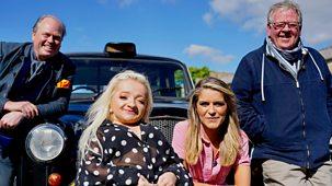 Celebrity Antiques Road Trip - Series 9: Episode 11