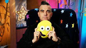 Cbeebies Bedtime Stories - 730. Robbie Williams - Jazz Dog