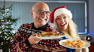 Inside The Factory - Series 5: Xmas Party Food
