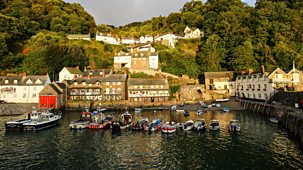 Villages By The Sea - Clovelly