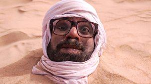 The Misadventures Of Romesh Ranganathan - Christmas – The Sahara