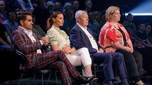 Celebrity Mastermind - 2019/2020: Episode 6