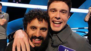 Pointless Celebrities - Series 12: Comedians