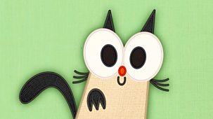 Patchwork Pals - Series 2: 3. Patchwork Cat