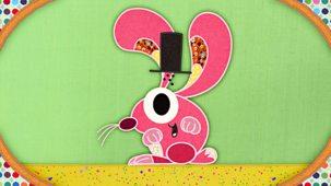 Patchwork Pals - Series 2: 4. Patchwork Rabbit