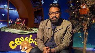 Cbeebies Bedtime Stories - 736. Romesh Ranganathan - Mrs Mole, I'm Home
