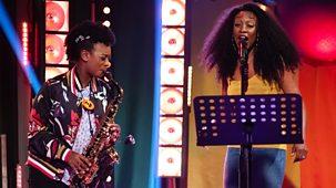 Yolanda's Band Jam - Series 2: 5. Jam #25: Beverley Knight