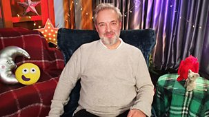 Cbeebies Bedtime Stories - 739. Sir Sam Mendes - The Knight Who Wouldn't Fight