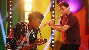 Yolanda's Band Jam - Series 2: 11. Jam #31: Funky Flute