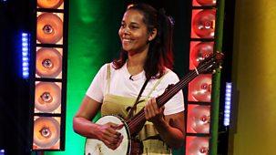 Yolanda's Band Jam - Series 2: 12. Jam #32: Barnstormin' Banjo
