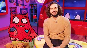 Cbeebies Bedtime Stories - 740. Joe Wicks - Love Monster And The Perfect Present