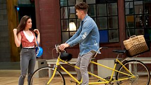 The Next Step - Series 7: 8. The Bicycle Thief
