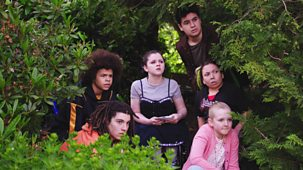 The Dumping Ground - Series 8: 8. Risk