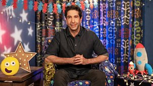 Cbeebies Bedtime Stories - 742. David Schwimmer - The Smeds And The Smoos