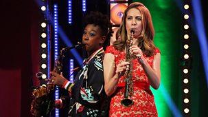 Yolanda's Band Jam - Series 2: 16. Jam #36: Stupendous Saxophones