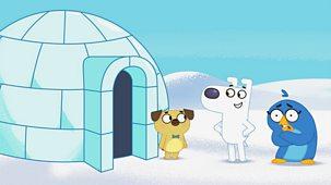 Dog Loves Books - Series 1: 5. Dog Loves Warm