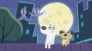 Dog Loves Books - Series 1: 10. Dog Loves Night