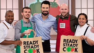 Ready Steady Cook - Series 1: Episode 3